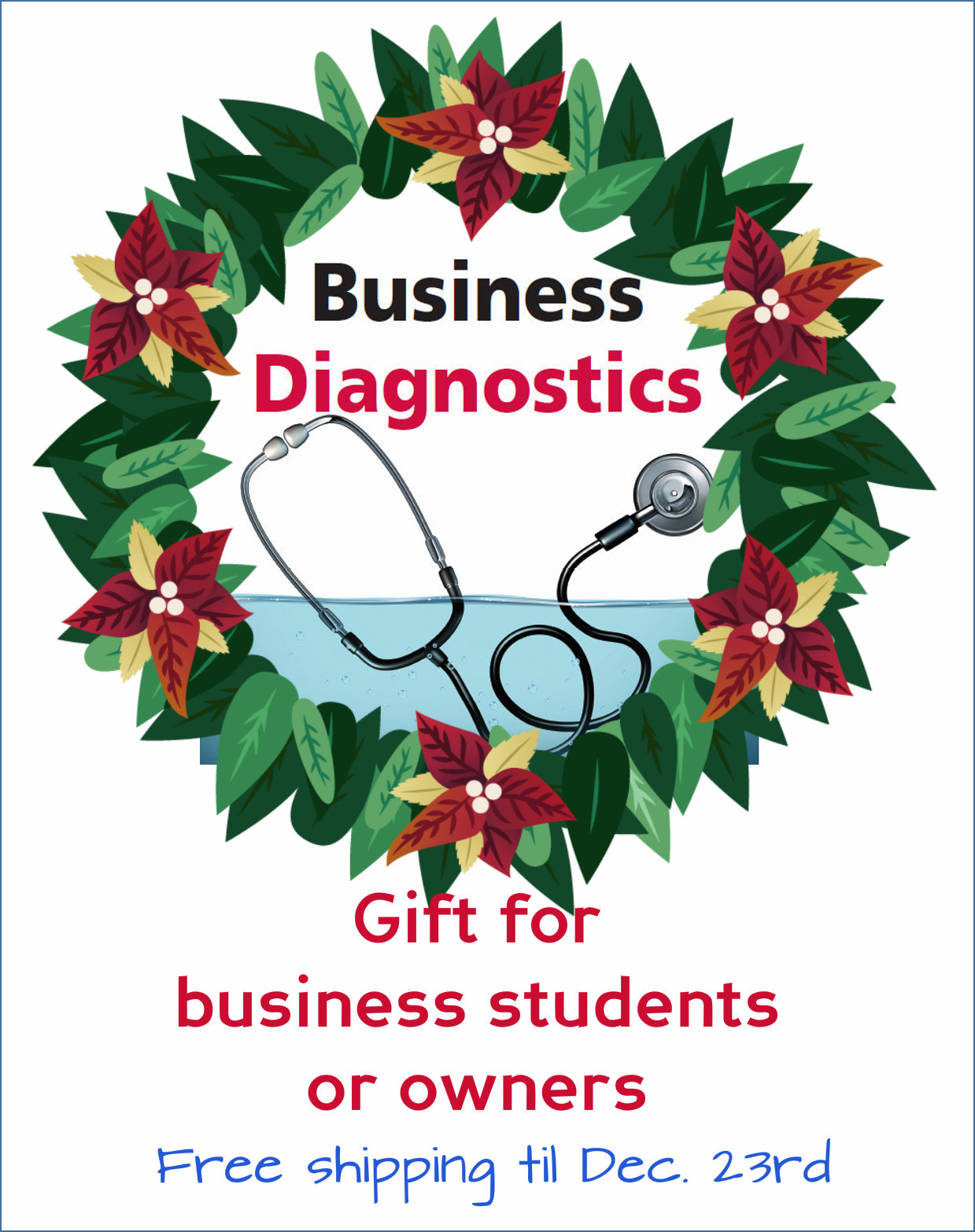 iamge Gift book for business students