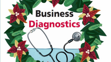 Business Diagnostics, 3rd edition now available
